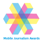 Logo - Mobile Journalism Awards