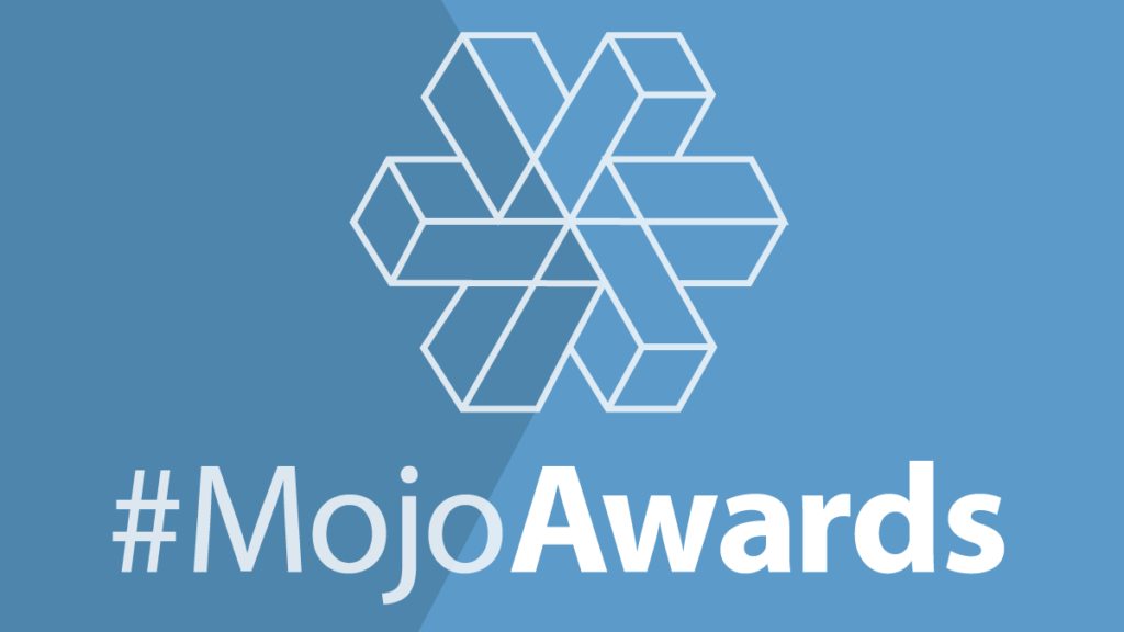 mobile journalism awards logo