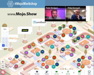 Mojo Workshop floor plan